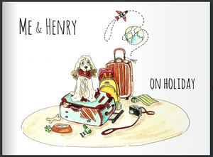 Me & Henry 'On Holiday' book