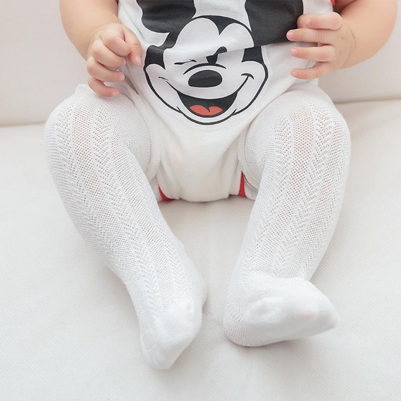 3PCS Baby Girl Tights Exquisite Baby Anti-mosquito Socks One And A Half Years Old Baby Accessories Wholesale