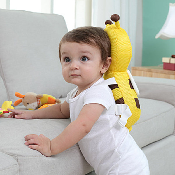 3PCS Baby Head Protection Cushion Toddler Pillow Backpack Wear Baby Accessories Wholesale