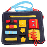 3PCS Kids Toys Early Education Game Teaching Aids Storage And Dressing Childrens Accessories Wholesale