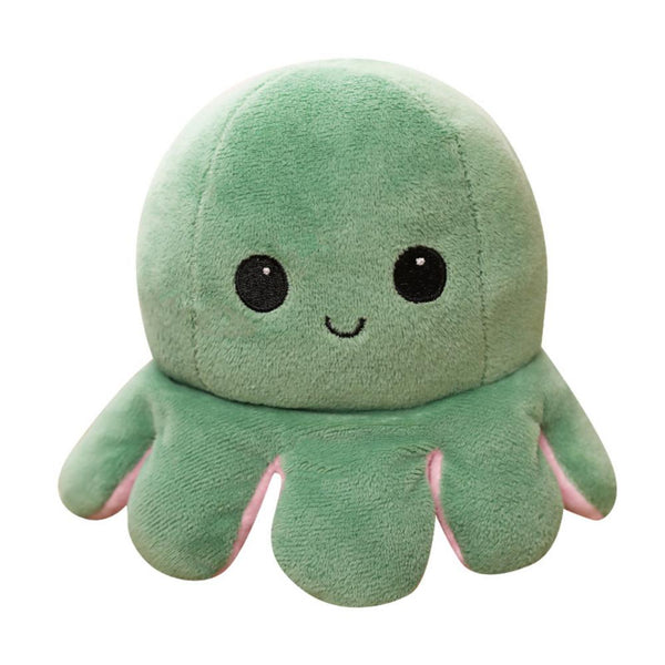 5PCS Reversible Octopus Doll Baby&Children Toys Kids Accessories Wholesale