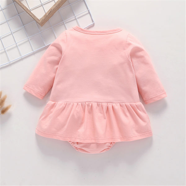 69PCS No Profit On Sale Clearance & Closeout Specials Baby Long Sleeve Rabbit Romper bulk baby clothes