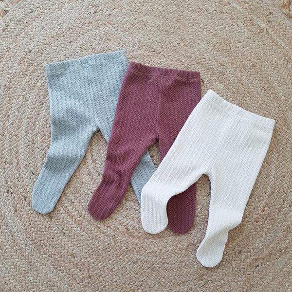 Baby Girls Solid Color Pants Baby Clothes Cheap Wholesale