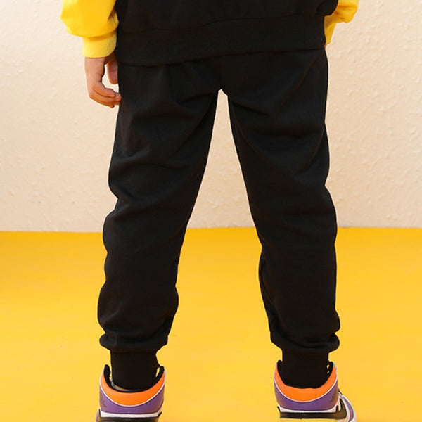 Boys Adventure Printed Elastic band Causal Pants Wholesale Boys Clothing Suppliers
