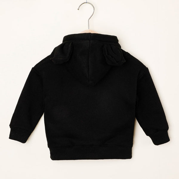 Boys Hooded Solid Top Wholesale Boys Boutique Clothing