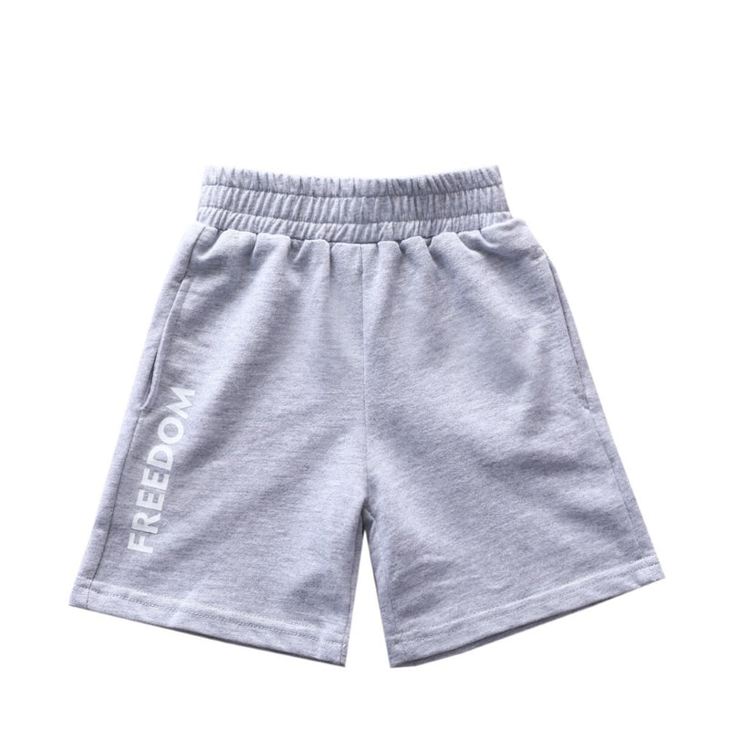 Boys Summer Boys' Letter Print Casual Shorts Wholesale Kidswear