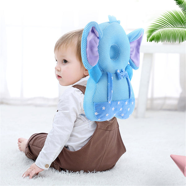3PCS Baby Breathable Headrest Toddler Head Protection Anti-Fall Pillow Baby Accessories Wholesale