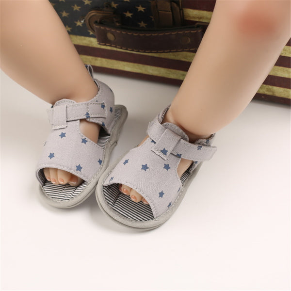 Baby Unisex Cartoon Printed Shoes Toddler Shoes Wholesale