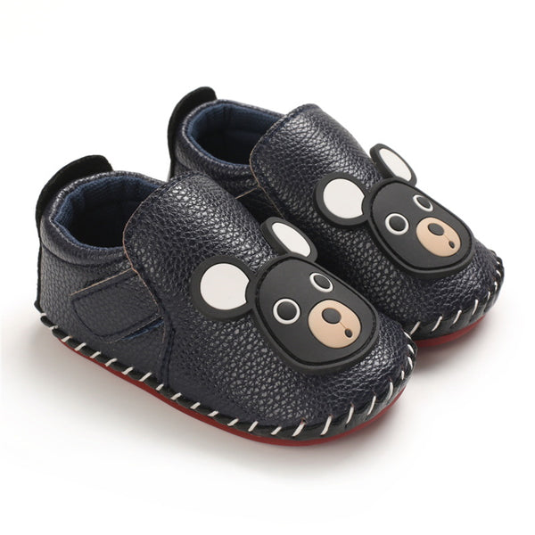 Baby Unisex Cartoon Bear Shoes Kids Shoes Wholesale Suppliers