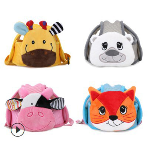 3CPS Baby Cartoon Cute Safety Head Protection Helmet Cap Baby Accessories Wholesale