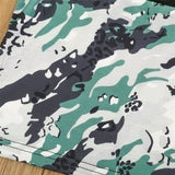 Boys Cartoon Monster Printed Camo Short Sleeve Top & Pants Boy Clothing Wholesale