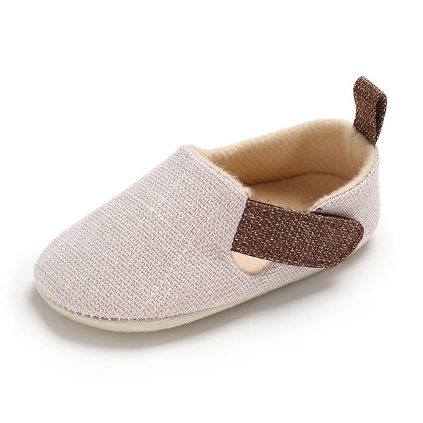 Baby Casual Canvas Magic Tape Toddler Shoes