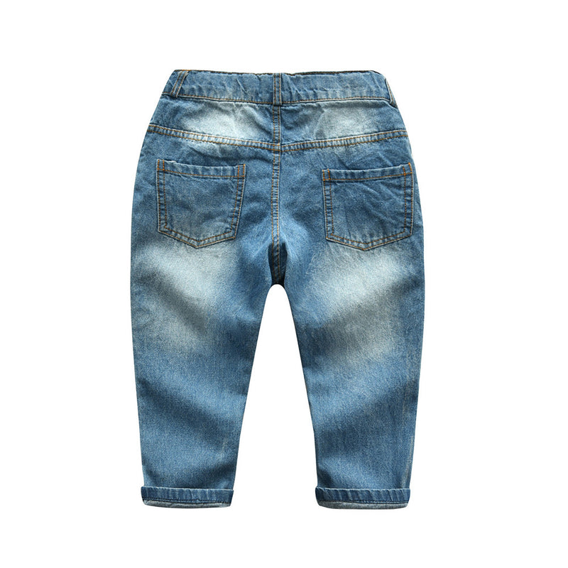 Boys Casual Pocket Jeans Wholesale