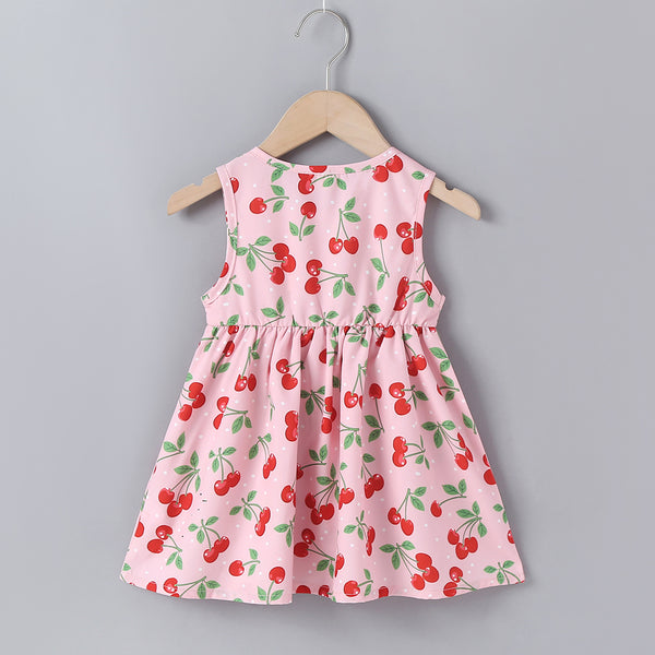 Children'S Dress Sleeveless Princess Dress Baby Clothes Wholesale
