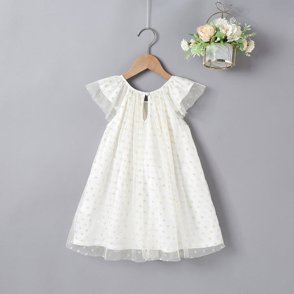 Children'S Lace Princess Dress Toddler Girl Wholesale Clothing