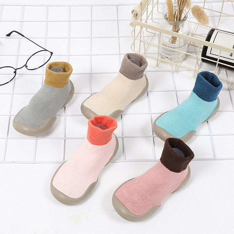 Baby Comfy Non-slip Kintted Flat Shoes