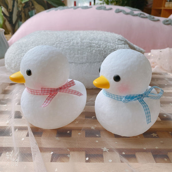 Cute Net Red Night Light Cartoon Creative Duck Children's Toys Wholesale
