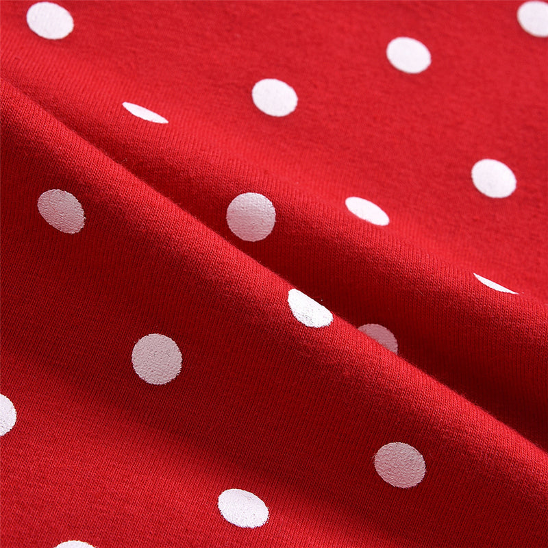 Baby Unisex Cute Polka Dot Long Sleeve Hooded Top & Pants Where To Buy Baby Clothes In Bulk