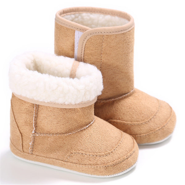 Baby Unisex Foldable Warm Magic Tape Snow Boots
