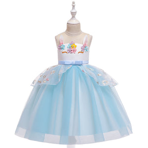 Girls Party Dress Unicorn Tutu Dress Girls Dresses Princess Dresses