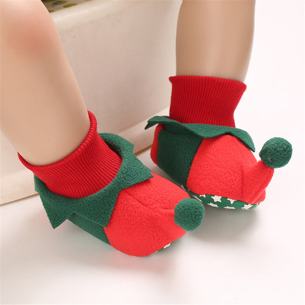 Baby Cute Knitted High Top Sock Boots Baby Shoes Wholesale