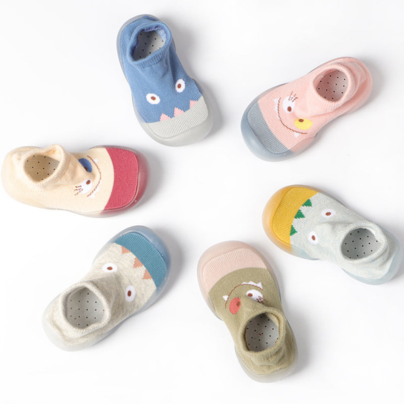Baby Knitted Shark Cartoon Cute Shoes