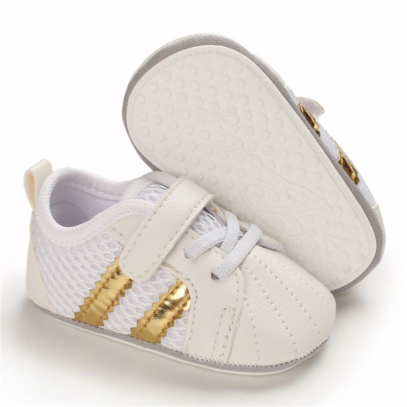 Baby Unisex Magic Tape Casual Sneakers Kids Shoes Wholesale Suppliers