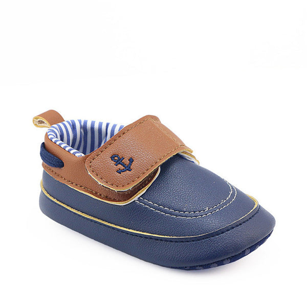 Baby Boys Magic Tape Comfy Sneakers