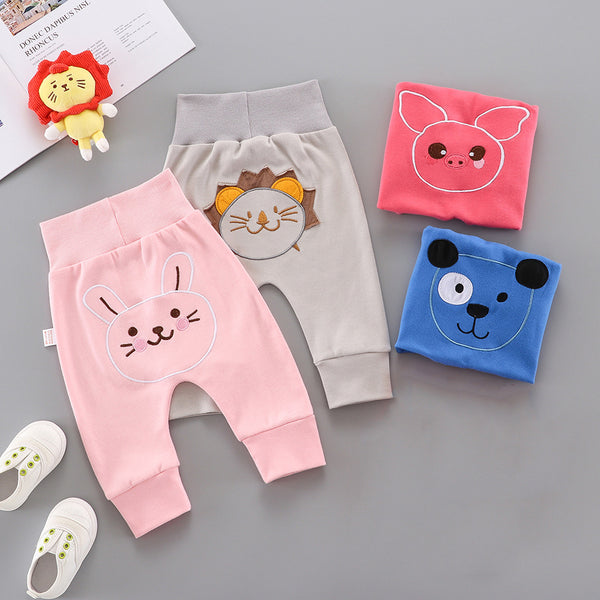 Baby Pattern Cartoon Cute Bottoms Baby Clothes Wholesale Bulk