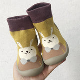 Baby Rabbit Cartton Warm Knitted Toddler Shoes