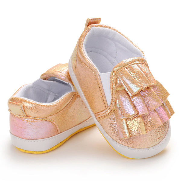 Baby Girls Slip Ons Soft Sole Toddler Shoes Wholesale