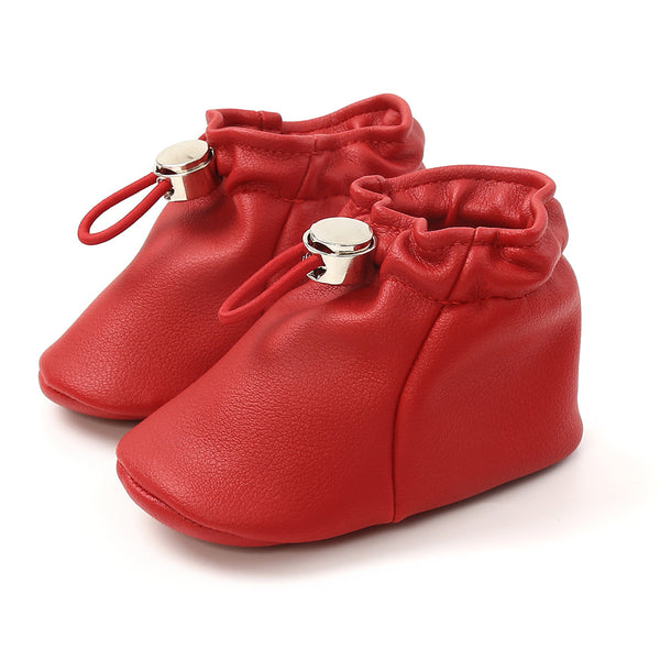 Baby Soft Elastic Band Casual Flats Wholesale Toddler Shoes
