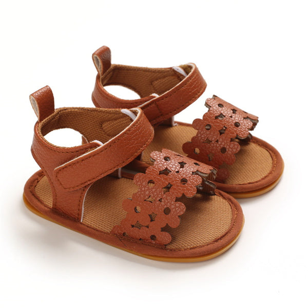 Baby Girls Solid Color Breathable Infant Shoes Childrens Shoes Wholesale