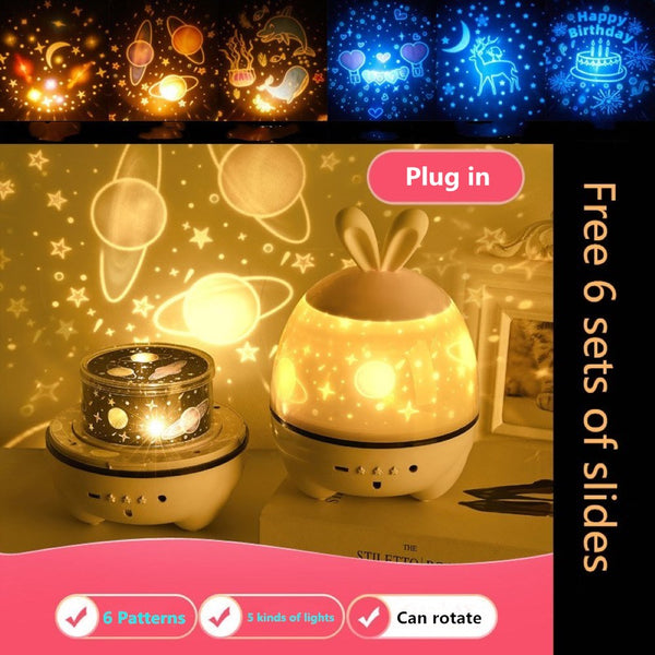 Starry Sky Light Projector Ocean Stars Universe Music Box Projector lamp wholesale