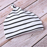 Baby Striped Elephant Cartoon Cute Romper & Hat