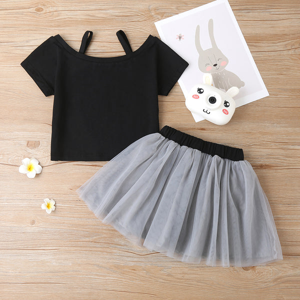 Summer Children'S Clothing Children'S Cute Cartoon Suit Trendy Kids Wholesale Clothing