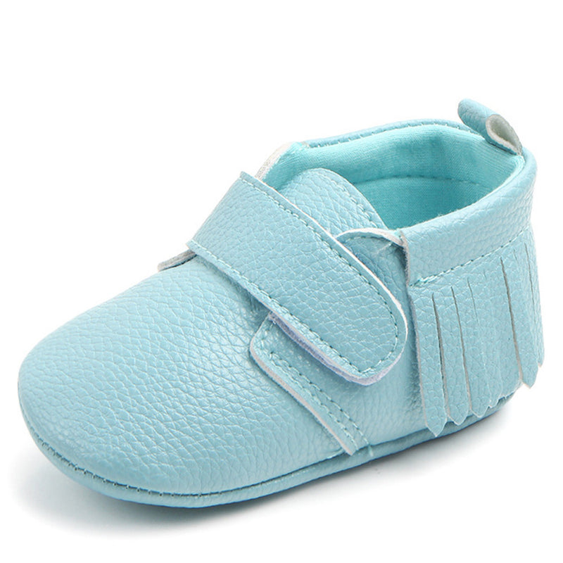 Baby Tassel Magic Tape Casual Sneakers