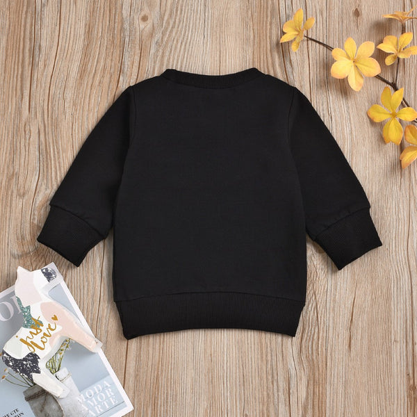 Unisex Long Sleeve My Mom Letter Printed Shirt Boys Wholesale