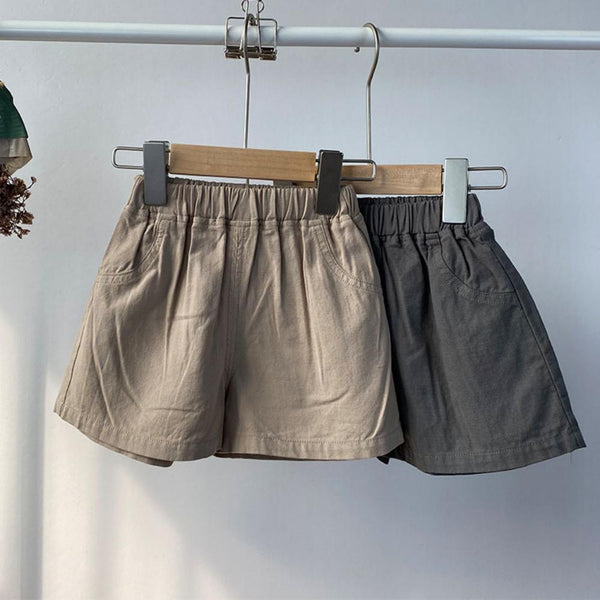 Boys Summer Boys' Solid Casual Shorts Wholesale Toddler Boy Clothes