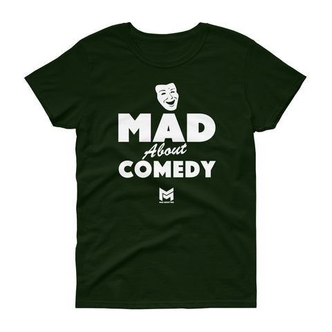 Image of Mad About Comedy