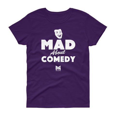 Mad About Comedy
