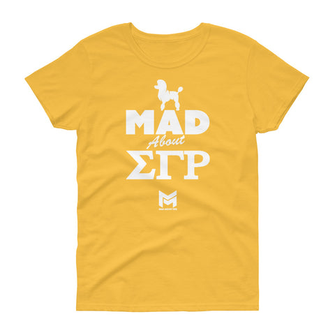 Image of Mad About Sigma Gamma Rho