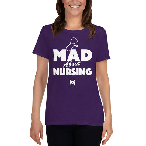 Image of Mad About Nursing