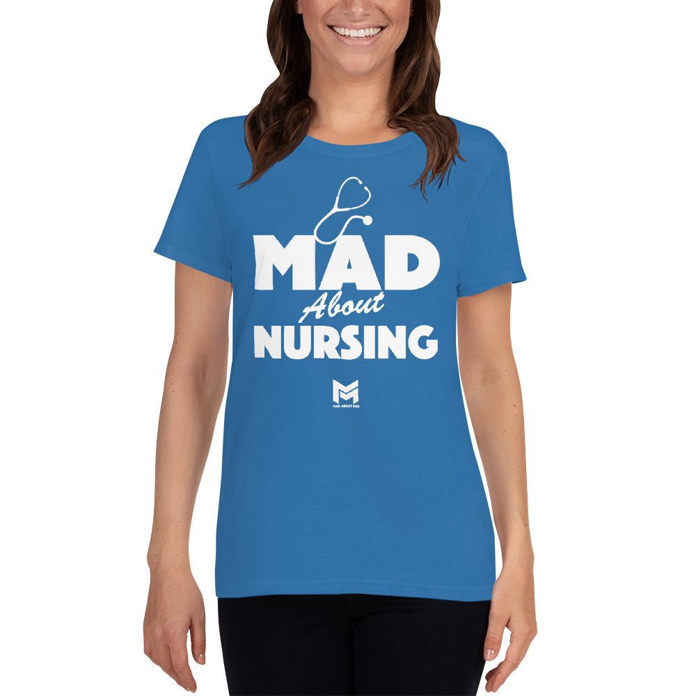 Mad About Nursing