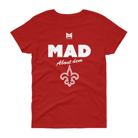 Mad About Dem Saints