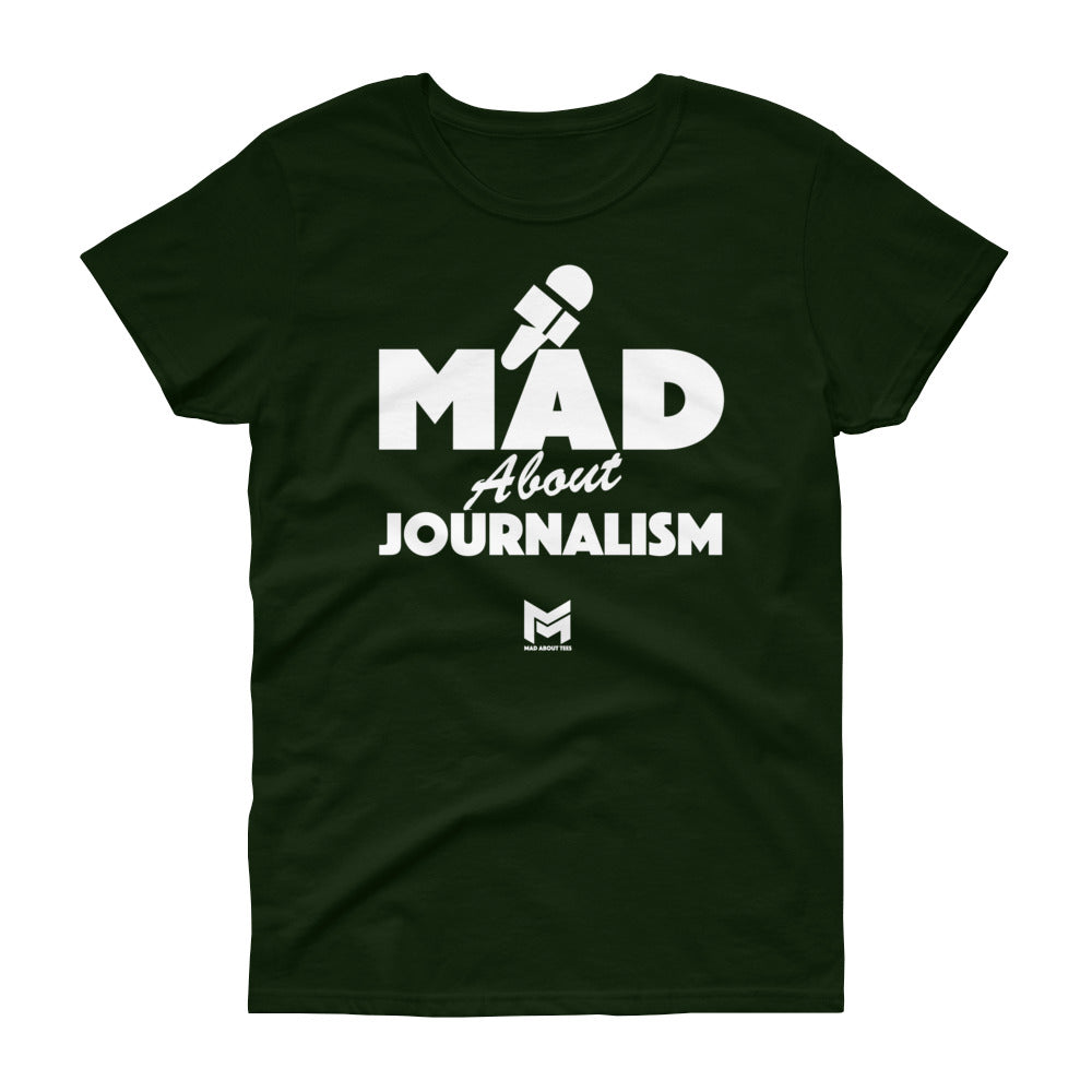 Mad About Journalism