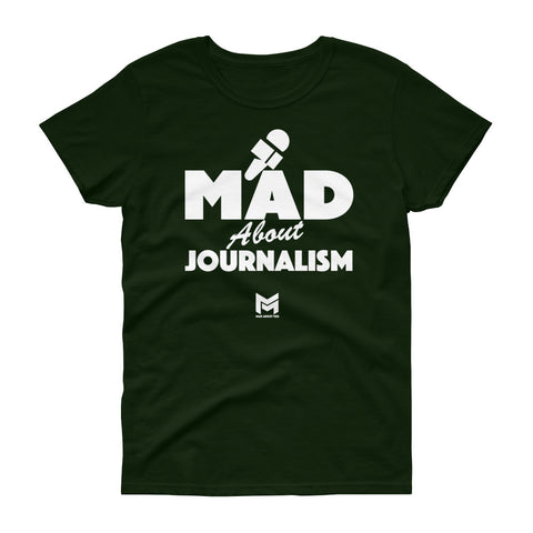 Image of Mad About Journalism