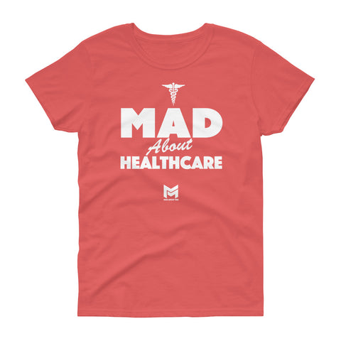Image of Mad About Healthcare