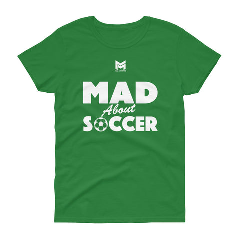 Image of Mad About Soccer