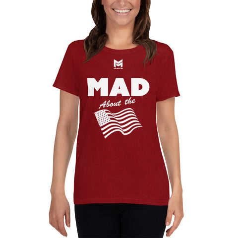 Mad About the Flag
